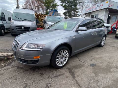 2007 Audi A6 for sale at White River Auto Sales in New Rochelle NY