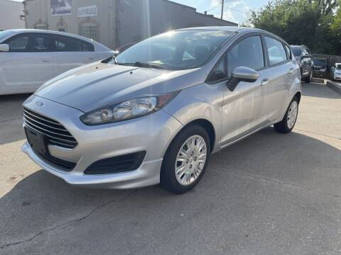 2014 Ford Fiesta for sale at T & G / Auto4wholesale in Parma OH