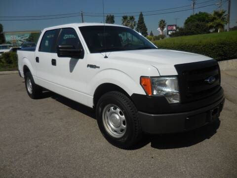 2014 Ford F-150 for sale at ARAX AUTO SALES in Tujunga CA