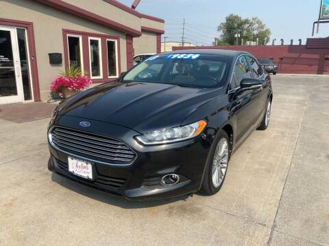 2013 Ford Fusion for sale at Sexton's Car Collection Inc in Idaho Falls ID