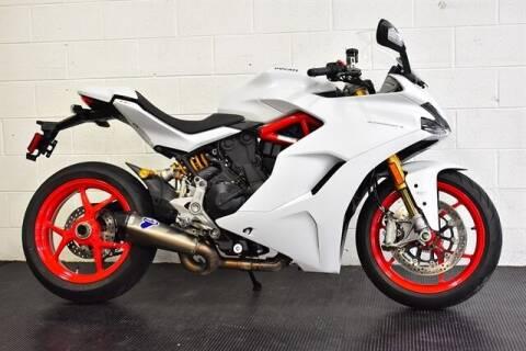 2018 Ducati Super Spor