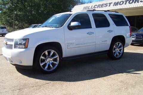 2014 Chevrolet Tahoe for sale at HILLCREST MOTORS LLC in Byram MS