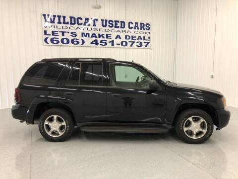 2008 Chevrolet TrailBlazer for sale at Wildcat Used Cars in Somerset KY