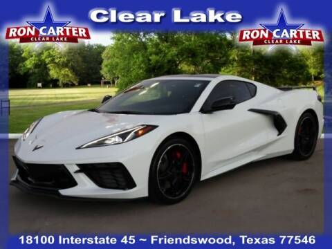 2020 Chevrolet Corvette for sale at Ron Carter  Clear Lake Used Cars in Houston TX
