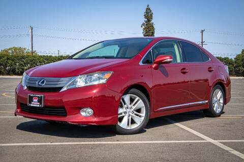 2010 Lexus HS 250h for sale at 605 Auto  Inc. in Bellflower CA
