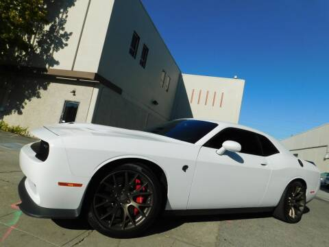 2016 Dodge Challenger for sale at Conti Auto Sales Inc in Burlingame CA