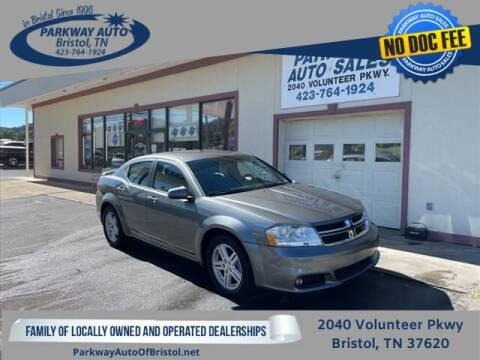 2013 Dodge Avenger for sale at PARKWAY AUTO SALES OF BRISTOL in Bristol TN