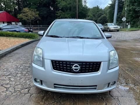 2008 Nissan Sentra for sale at ADVOCATE AUTO BROKERS INC in Atlanta GA