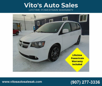 2018 Dodge Grand Caravan for sale at Vito's Auto Sales in Anchorage AK