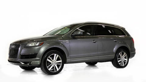 2015 Audi Q7 for sale at Houston Auto Credit in Houston TX