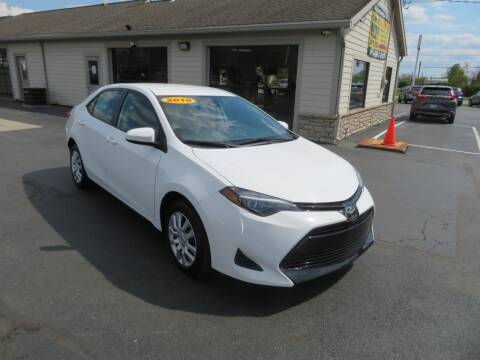 2019 Toyota Corolla for sale at Tri-County Pre-Owned Superstore in Reynoldsburg OH