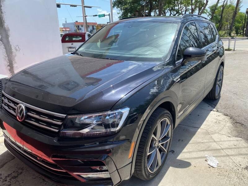 2019 Volkswagen Tiguan for sale at Nation Autos Miami in Hialeah FL