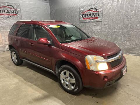 2009 Chevrolet Equinox for sale at GRAND AUTO SALES in Grand Island NE