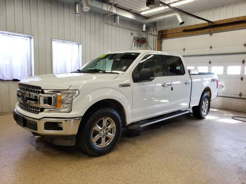 2018 Ford F-150 for sale at Sand's Auto Sales in Cambridge MN