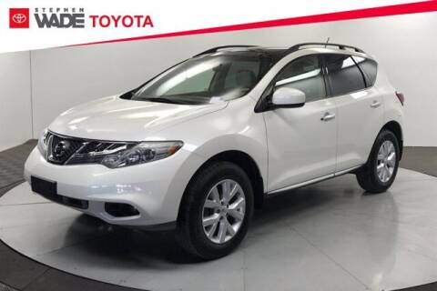 2014 Nissan Murano for sale at Stephen Wade Pre-Owned Supercenter in Saint George UT
