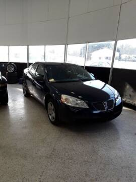 2008 Pontiac G6 for sale at Fansy Cars in Mount Morris MI