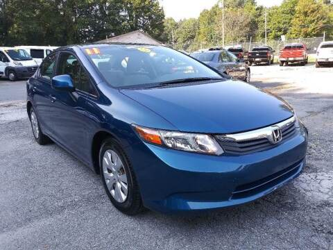 2012 Honda Civic for sale at Import Plus Auto Sales in Norcross GA