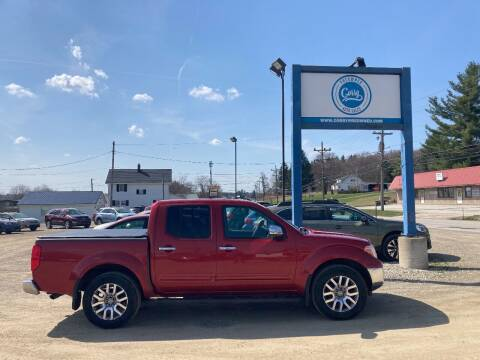 2013 Nissan Frontier for sale at Corry Pre Owned Auto Sales in Corry PA