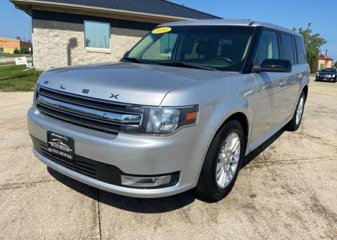 2014 Ford Flex for sale at Auto House of Bloomington in Bloomington IL