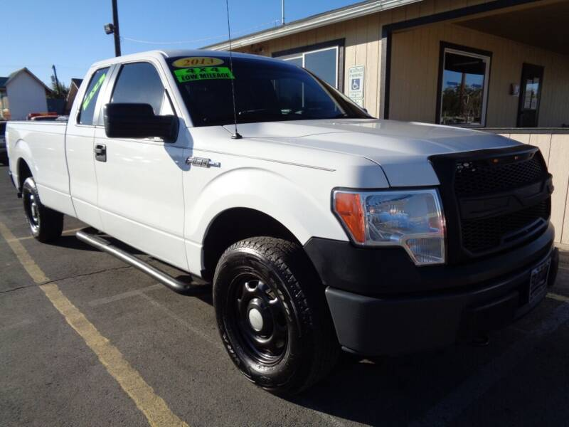 2013 Ford F-150 for sale at BBL Auto Sales in Yakima WA