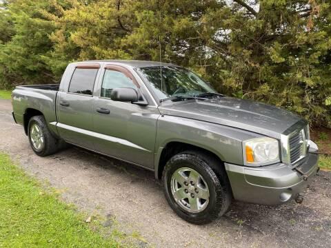 2006 Dodge Dakota for sale at Kansas Car Finder in Valley Falls KS