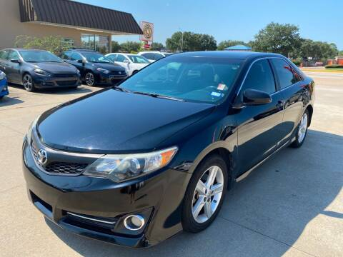 2013 Toyota Camry for sale at Houston Auto Gallery in Katy TX