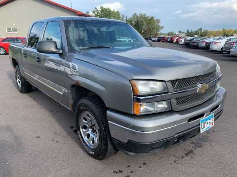 2006 Chevrolet Silverado 1500 for sale at LUXURY IMPORTS in Hermantown MN