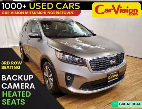 2019 Kia Sorento for sale at Car Vision Buying Center in Norristown PA