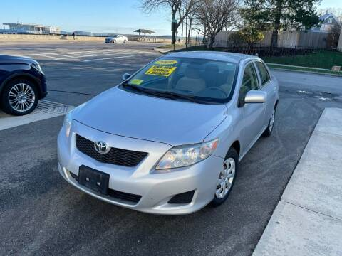 2009 Toyota Corolla for sale at Quincy Shore Automotive in Quincy MA
