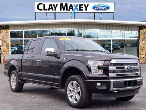 2017 Ford F-150 for sale at Clay Maxey Ford of Harrison in Harrison AR