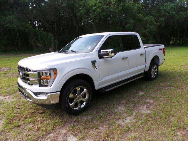 2021 Ford F-150 for sale in Perry, FL