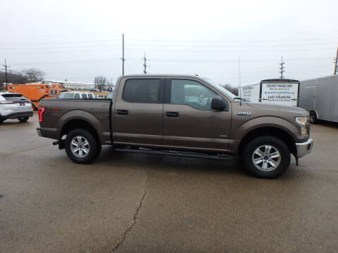 2017 Ford F-150 for sale at BLACKWELL MOTORS INC in Farmington MO