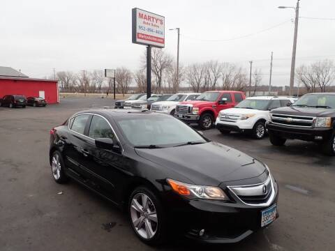 2015 Acura ILX for sale at Marty's Auto Sales in Savage MN