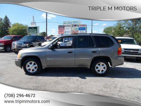 2008 GMC Envoy for sale at Triple M Motors in Saint John IN