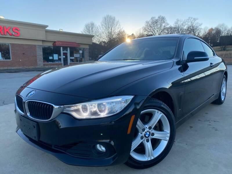 2015 BMW 4 Series for sale at Gwinnett Luxury Motors in Buford GA