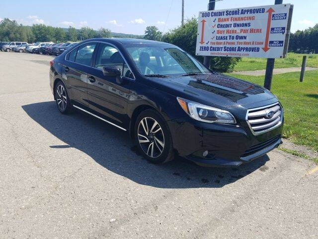 2017 Subaru Legacy for sale at Sensible Sales & Leasing in Fredonia NY