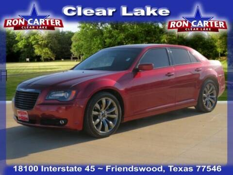 2014 Chrysler 300 for sale at Ron Carter  Clear Lake Used Cars in Houston TX