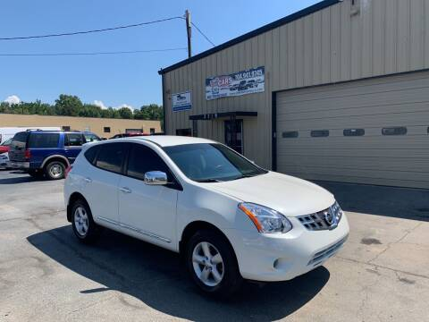 2012 Nissan Rogue for sale at EMH Imports LLC in Monroe NC