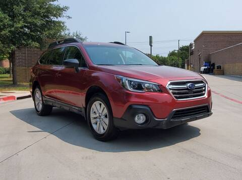 2018 Subaru Outback for sale at International Auto Sales in Garland TX