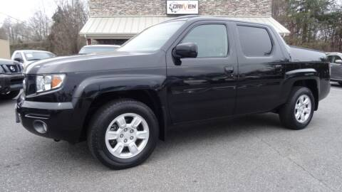 2006 Honda Ridgeline for sale at Driven Pre-Owned in Lenoir NC