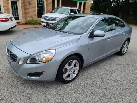 2012 Volvo S60 for sale at Car and Truck Exchange, Inc. in Rowley MA