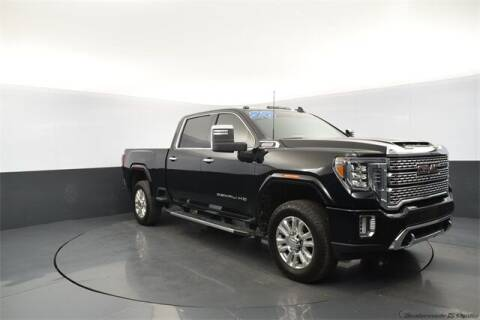 2020 GMC Sierra 2500HD for sale at Tim Short Auto Mall in Corbin KY