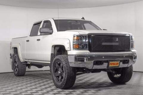 2015 Chevrolet Silverado 1500 for sale at Chevrolet Buick GMC of Puyallup in Puyallup WA