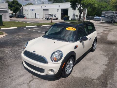 2014 MINI Clubman for sale at Best Price Car Dealer in Hallandale Beach FL