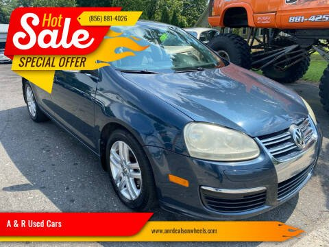 2006 Volkswagen Jetta for sale at A & R Used Cars in Clayton NJ