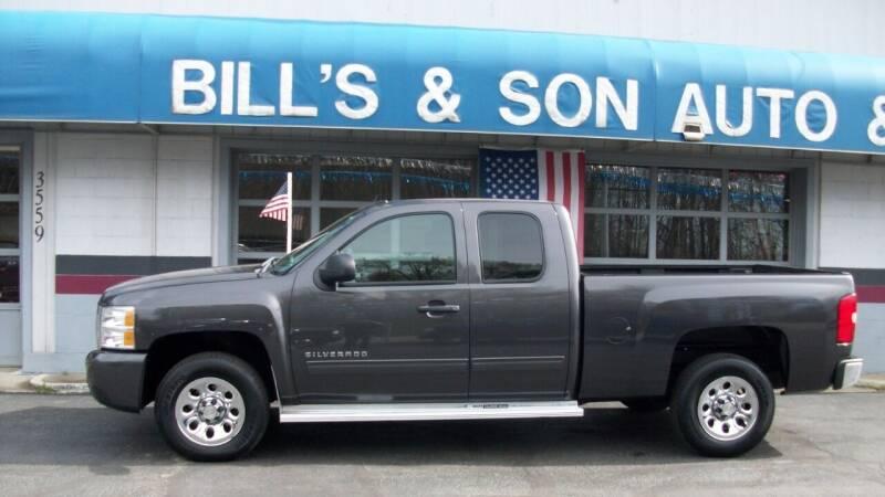2011 Chevrolet Silverado 1500 for sale at Bill's & Son Auto/Truck Inc in Ravenna OH