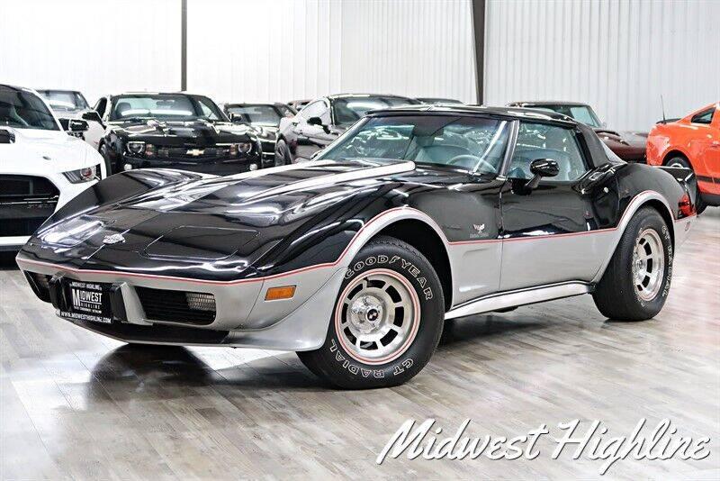 1978 Chevrolet Corvette for sale in Rockford, IL