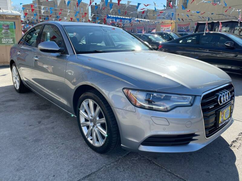 2015 Audi A6 for sale at Elite Automall Inc in Ridgewood NY