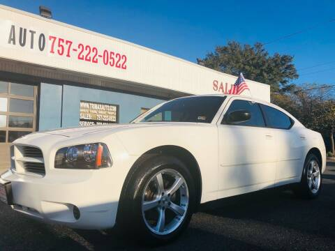 2007 Dodge Charger for sale at Trimax Auto Group in Norfolk VA