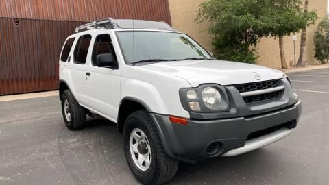 2002 Nissan Xterra for sale at Autodealz in Tempe AZ